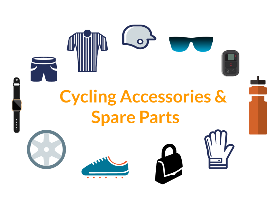 Bicycle Accessories: You Must Have for a Smooth and Comfortable Ride.