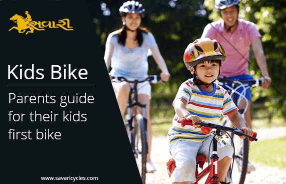Kids Bikes: Parents Guide on How to Choose Bike for Child